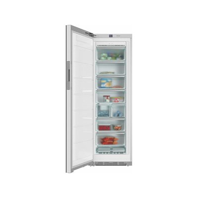 Miele Stand-Gefrierschrank FNS 28463 E bb, Höhe 185 cm, Side-by-Side fähig