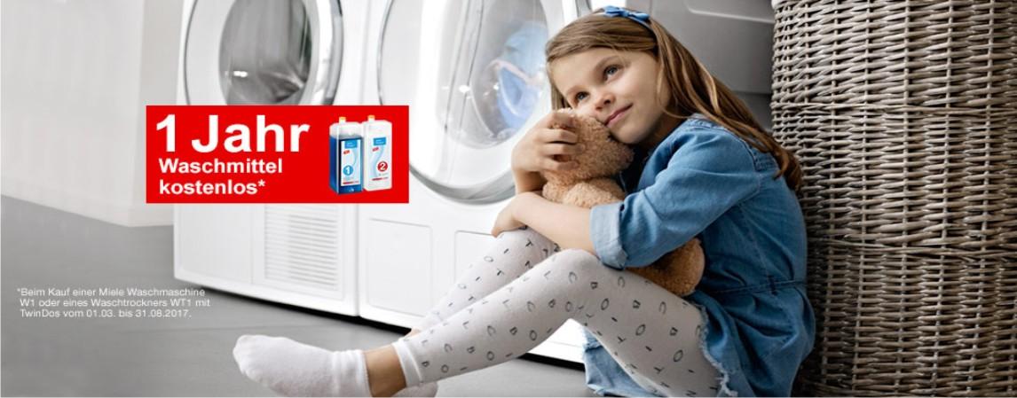 TwinDos: Das beste Flüssigwaschmittel-System!